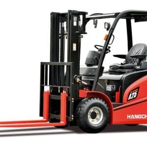 A Series High Performance 2.5 – 3.5t Forklift
