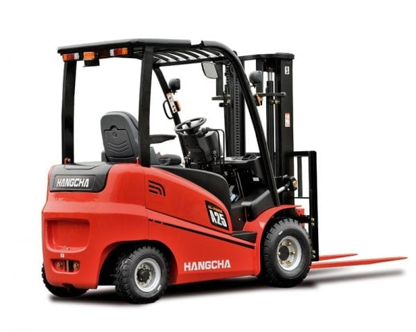 A Series 1.0 – 5.0t Forklift