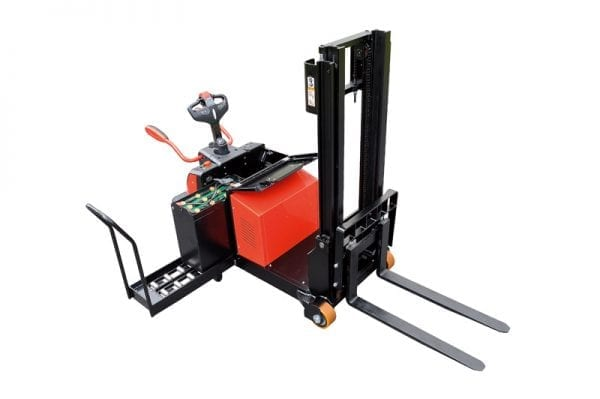A Series Counter Balance Stacker 0.8 – 2.0t