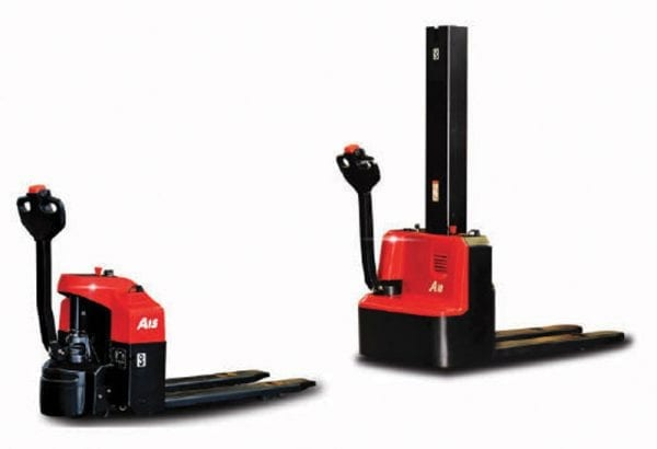 Mini Range Powered Pallet Truck 1.5t