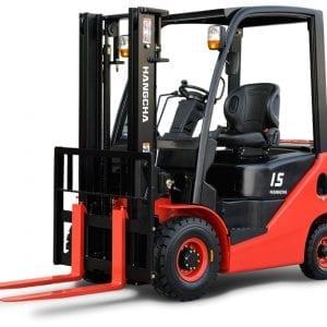 XF Series 1 – 3.5t Diesel/LPG Forklift