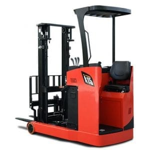 Hangcha mini reach truck